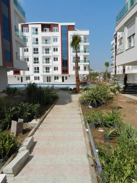 ِAntalya New Complex Residence located in Konyaalti District 8
