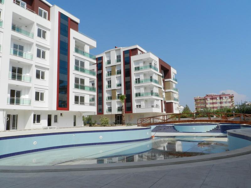 ِAntalya New Complex Residence located in Konyaalti District 2