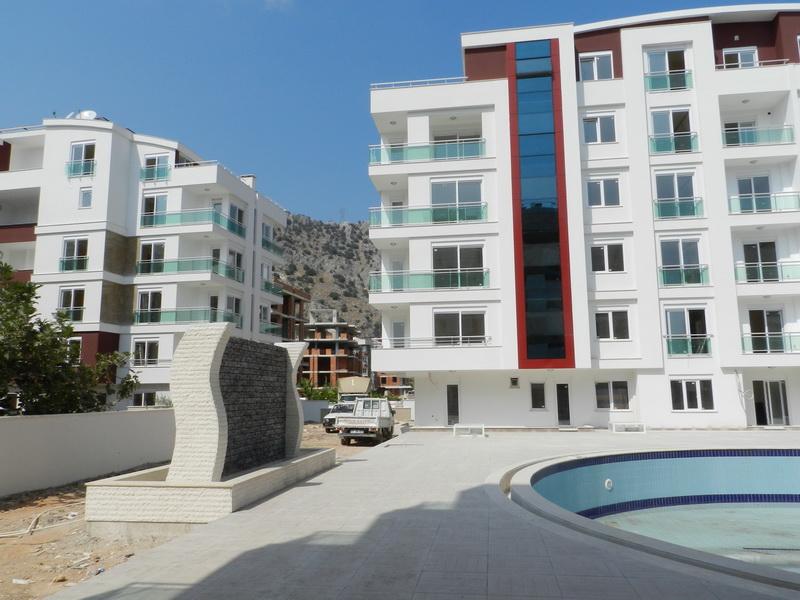 ِAntalya New Complex Residence located in Konyaalti District 7
