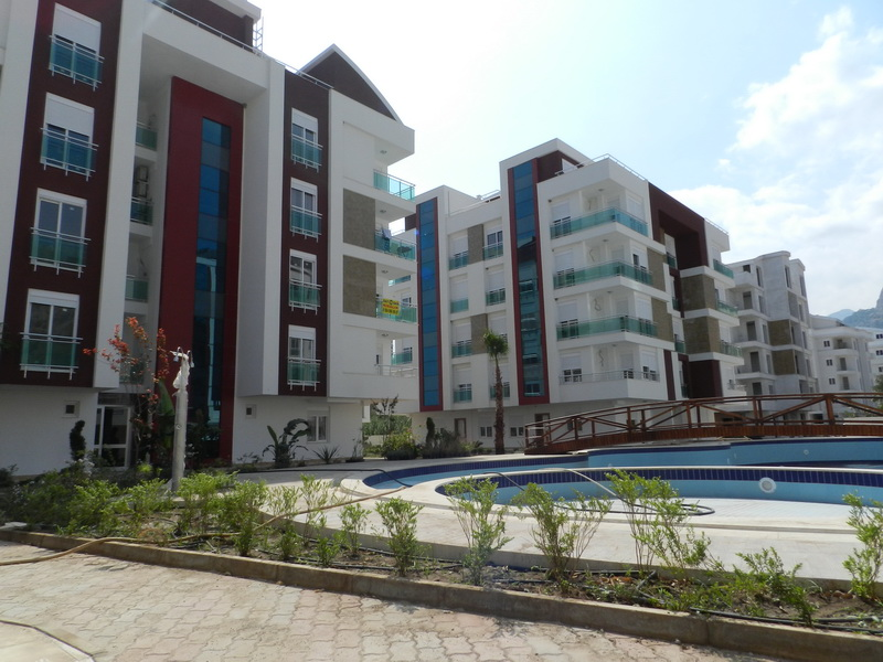 ِAntalya New Complex Residence located in Konyaalti District 6