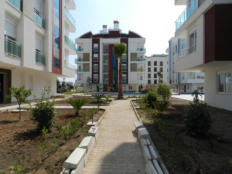 ِAntalya New Complex Residence located in Konyaalti District 5