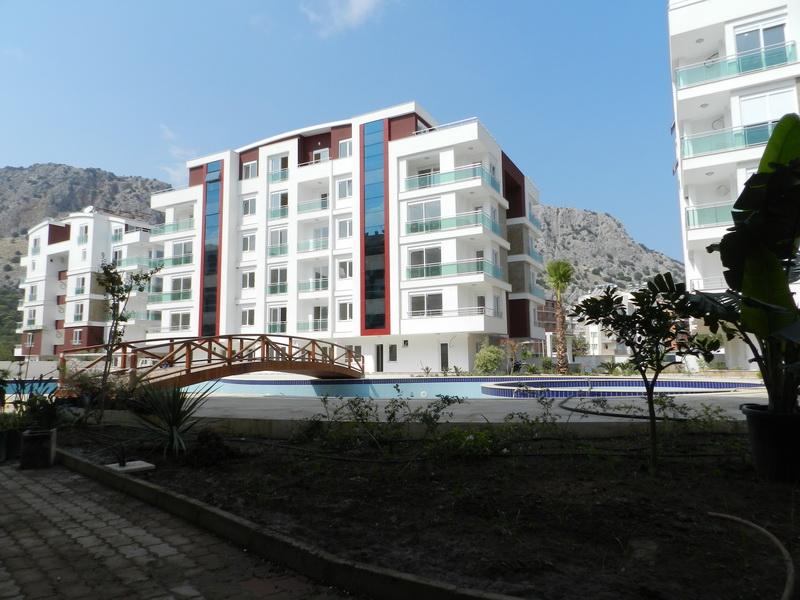 ِAntalya New Complex Residence located in Konyaalti District 3