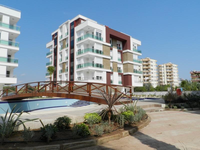 ِAntalya New Complex Residence located in Konyaalti District 1