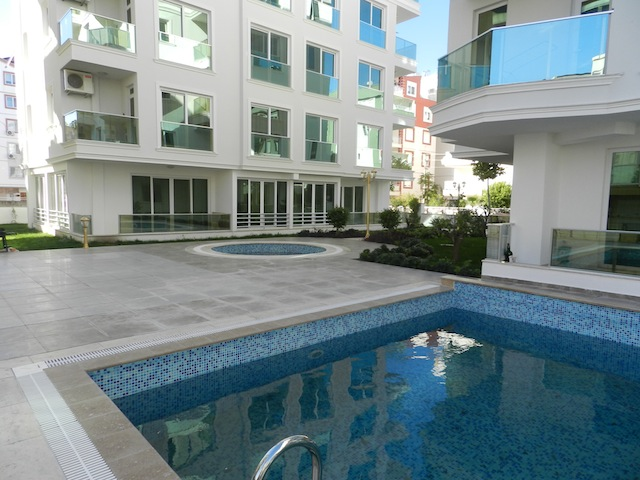 A Rental Guaranteed Apartment in the Center of Antalya 9