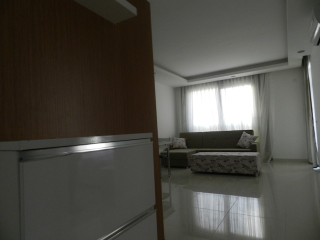 A Rental Guaranteed Apartment in the Center of Antalya 15