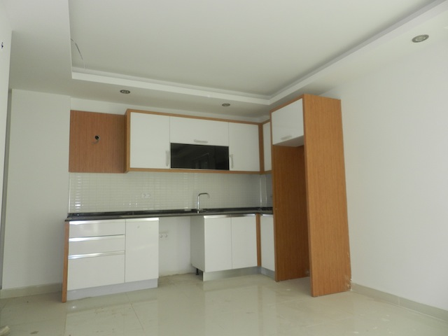 A Rental Guaranteed Apartment in the Center of Antalya 23
