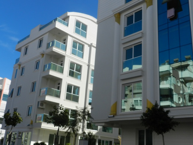 A Rental Guaranteed Apartment in the Center of Antalya 2