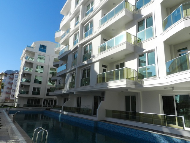 A Rental Guaranteed Apartment in the Center of Antalya 7