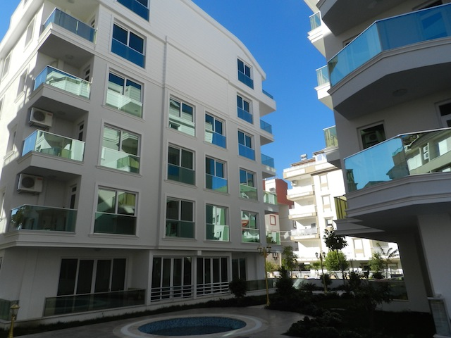 A Rental Guaranteed Apartment in the Center of Antalya 8