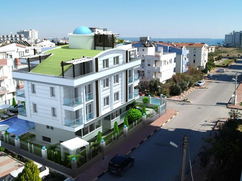 Antalya Classy Residential Complex 6