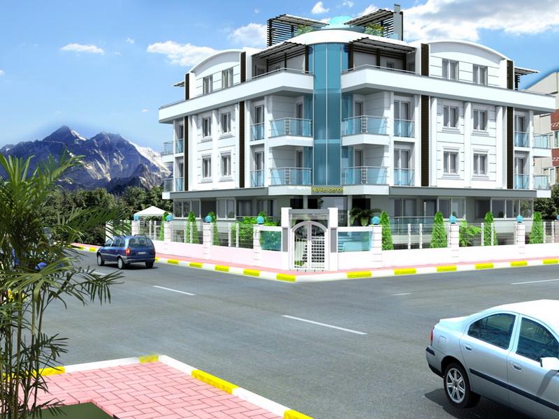 Antalya Classy Residential Complex 5