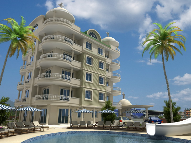 apartments alanya for sale 10