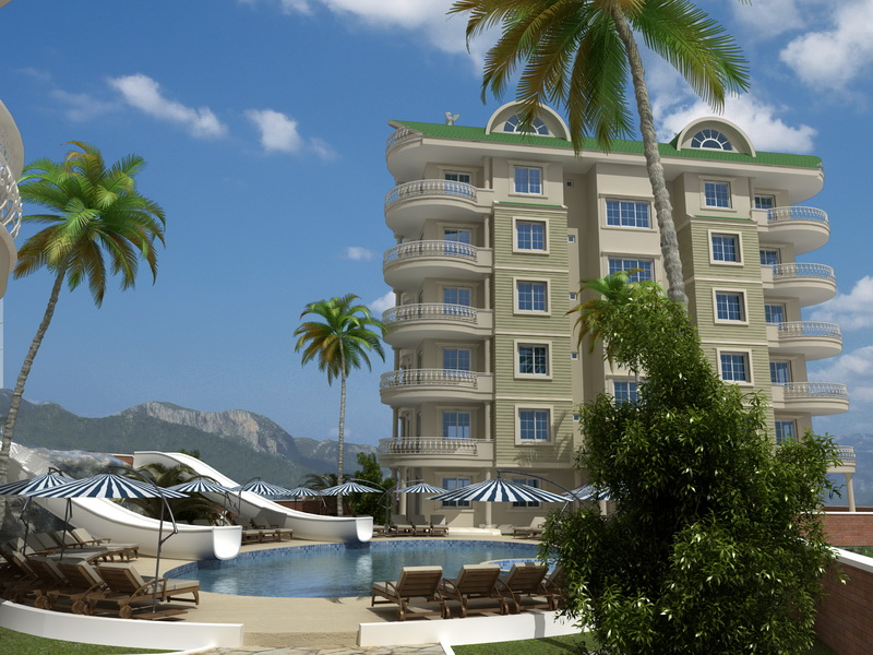 apartments alanya for sale 5