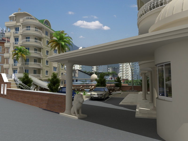 apartments alanya for sale 8