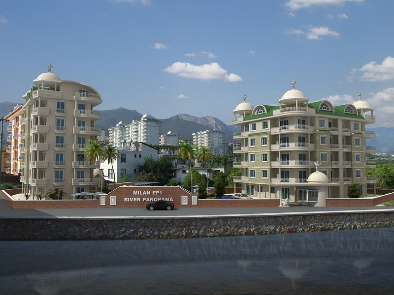 apartments alanya for sale 4