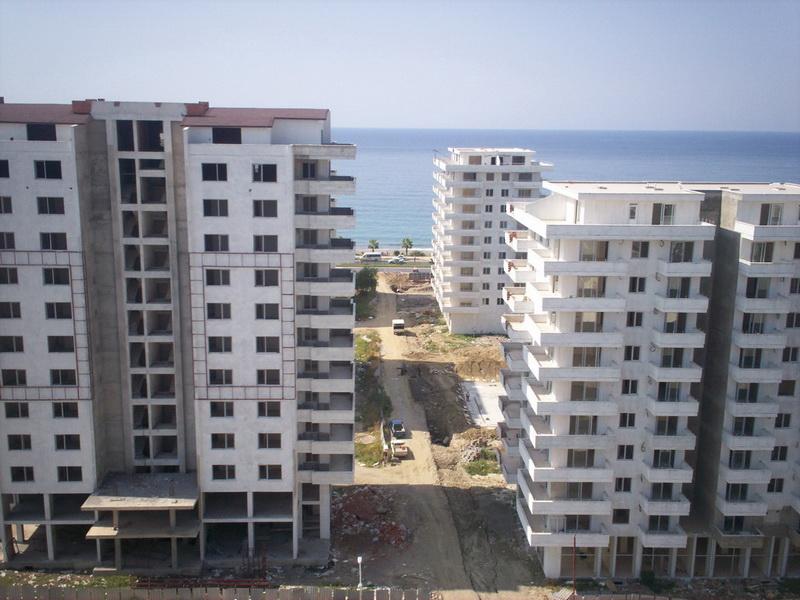 apartments in alanya at the sea 2