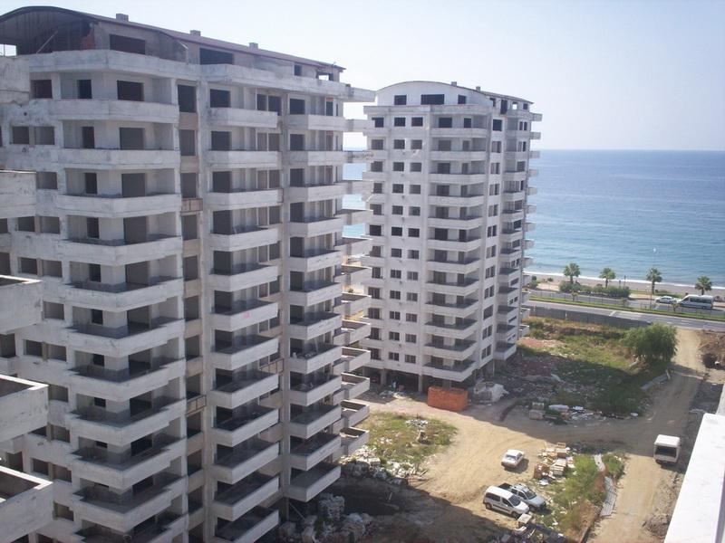 apartments in alanya at the sea 3
