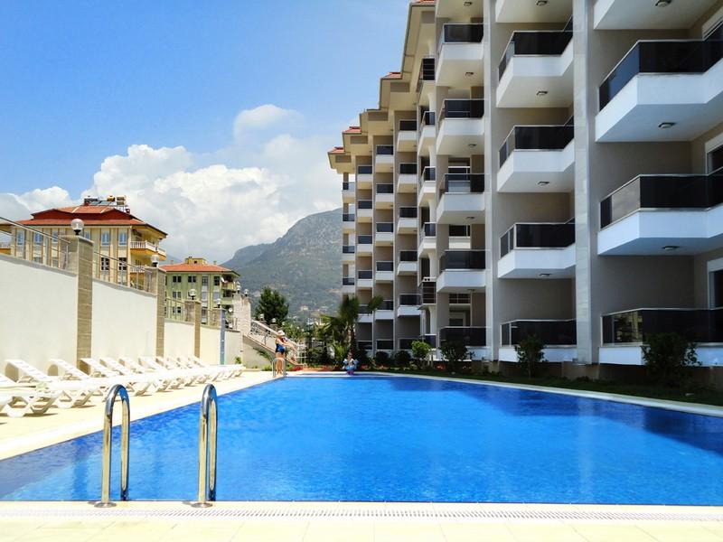Apartments in Alanya Turkey 5