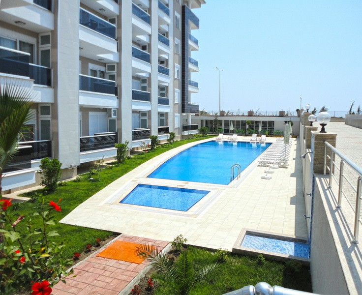 Apartments in Alanya Turkey 4