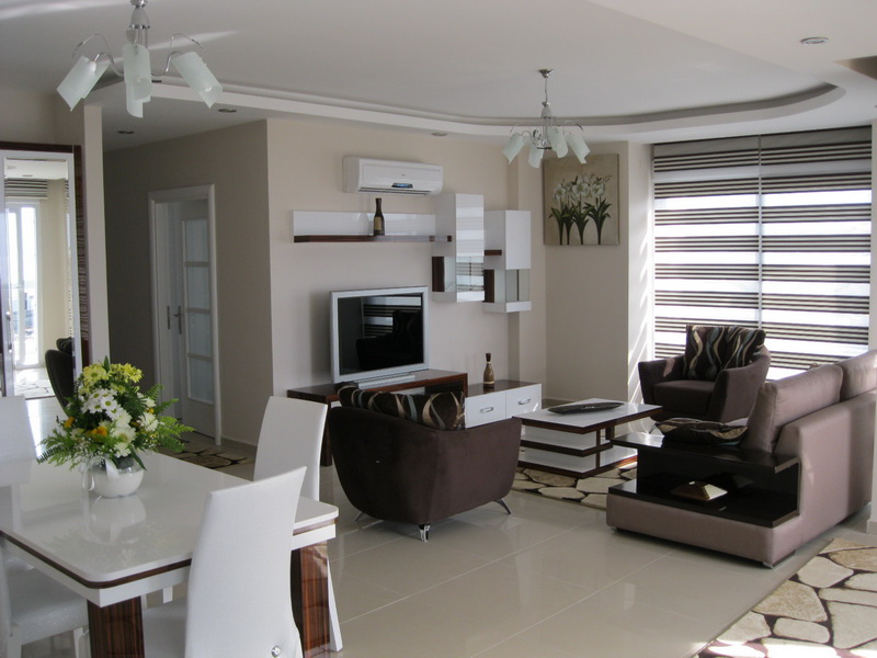 apartments in alanya with sea view 4