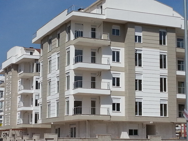 apartments with pool antalya 1