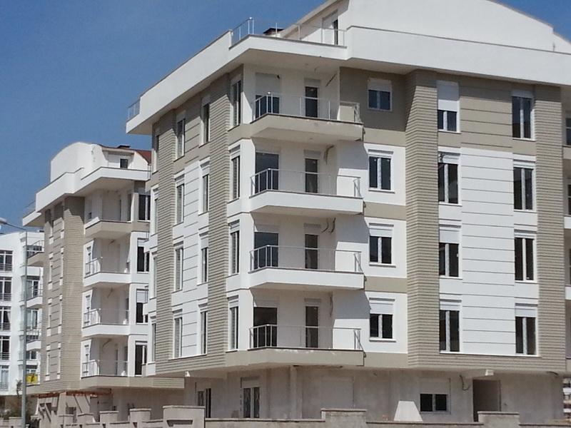 apartments with pool antalya 2