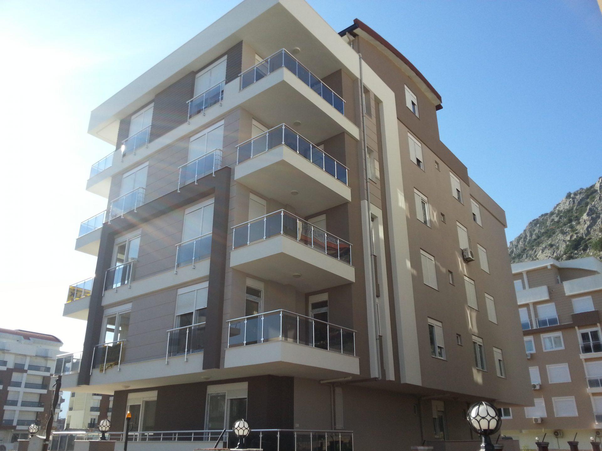 Cozy compact apartments residence konyaalti Antalya 1