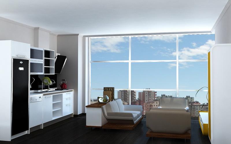 dublex apartments antalya 6