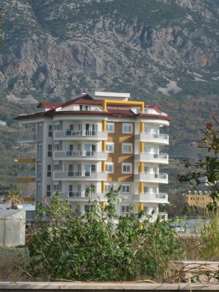 duplex sea view apartments in alanya 1