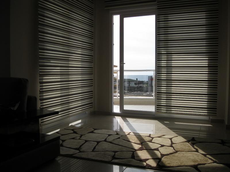 duplex sea view apartments in alanya 4