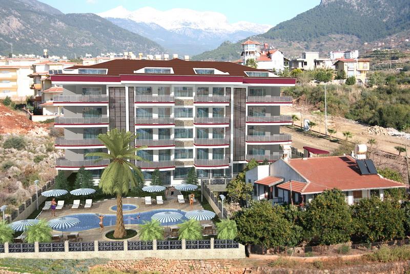 homes for sale alanya 2