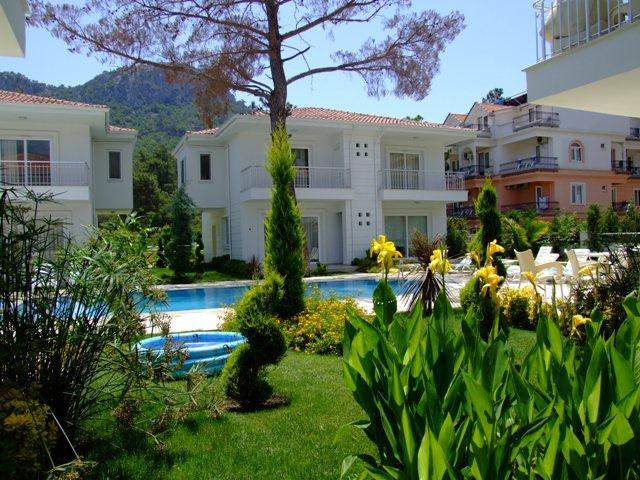 kemer villa with mountain view 1
