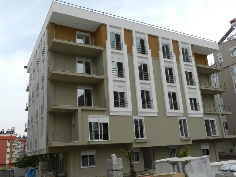 large fashionable apartments in Antalya 1