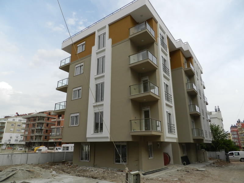 large fashionable apartments in Antalya 3
