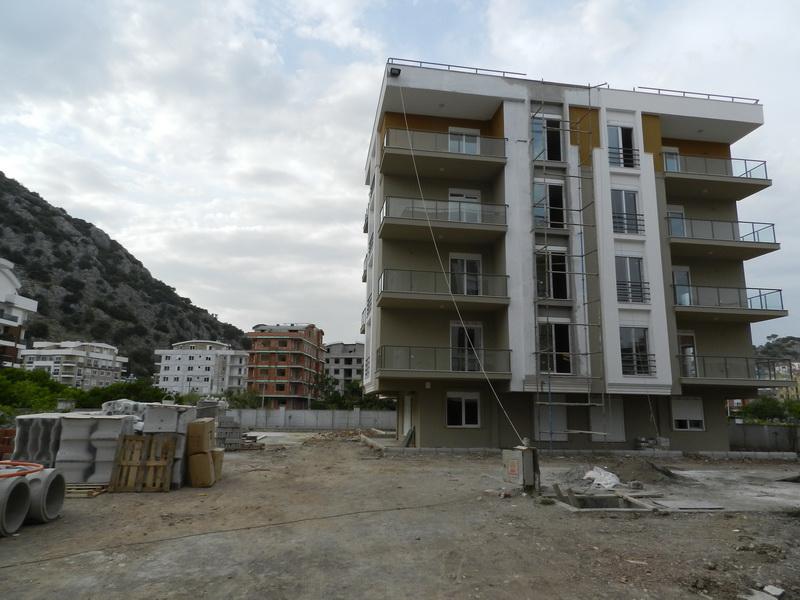 large fashionable apartments in Antalya 4