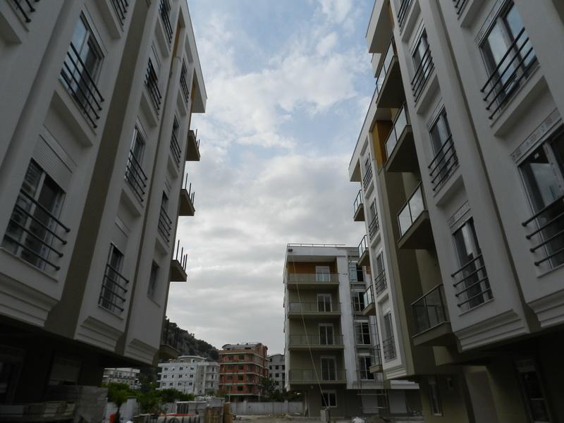 large fashionable apartments in Antalya 5
