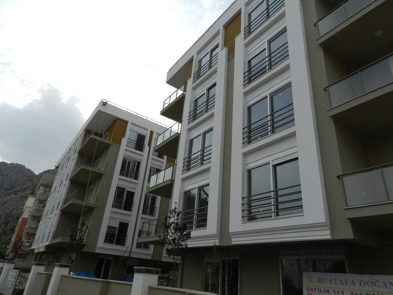 large fashionable apartments in Antalya 6
