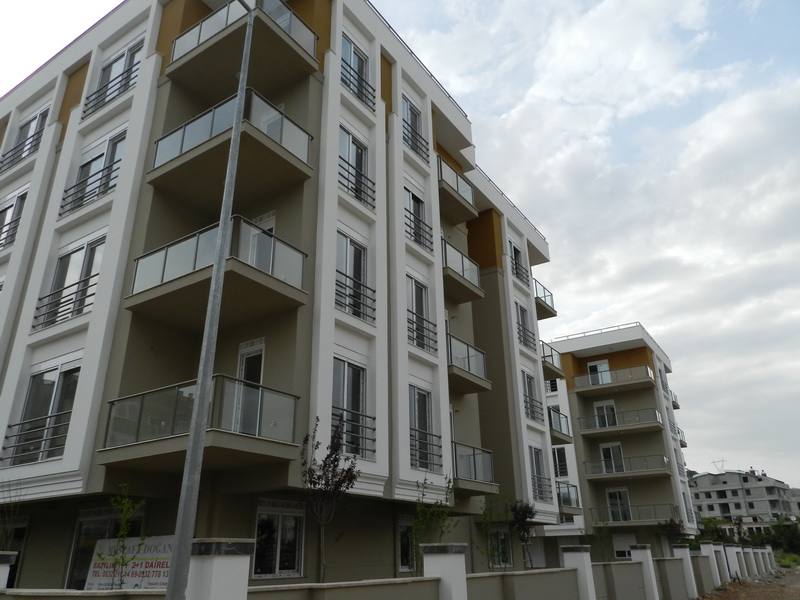 large fashionable apartments in Antalya 7