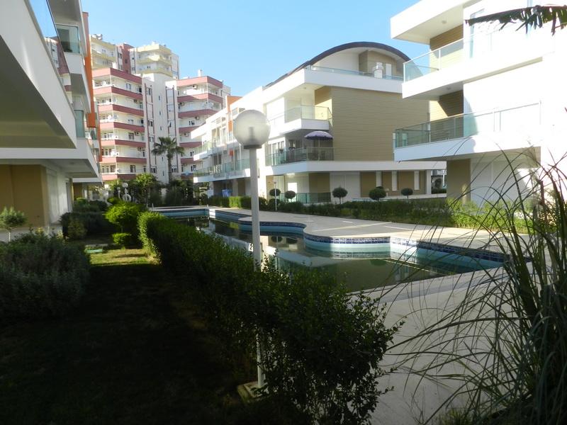 New apartment in Lara Antalya 2