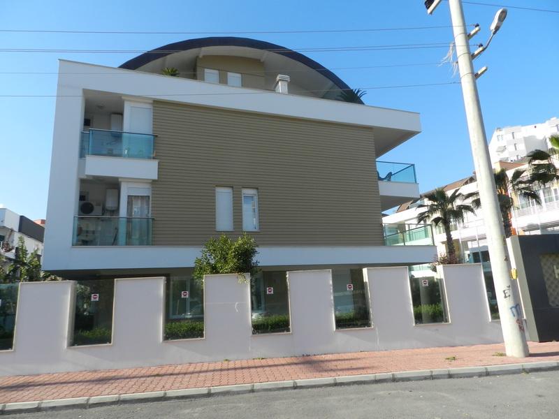 New apartment in Lara Antalya 7