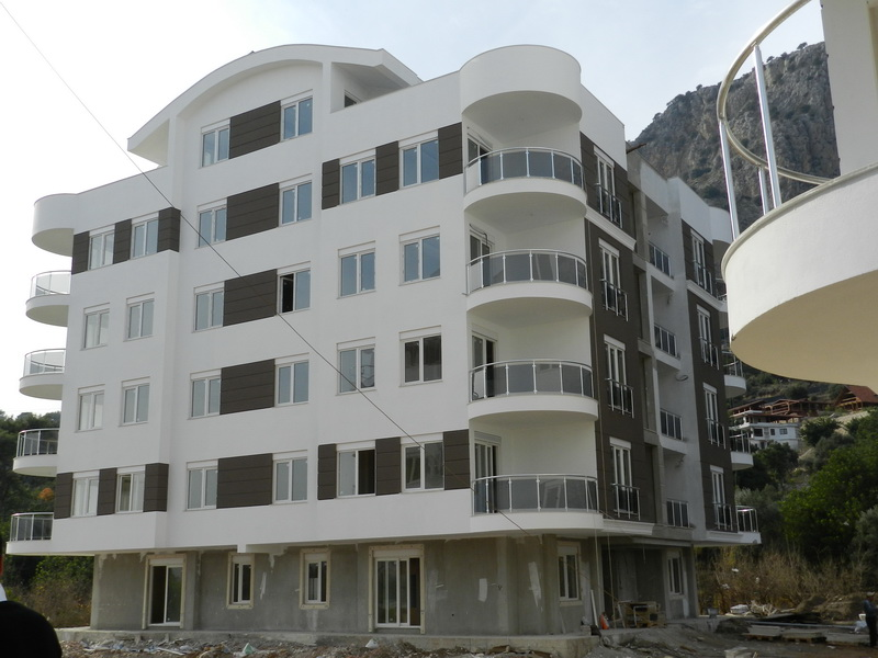 Penthouse apartment in Alanya 16