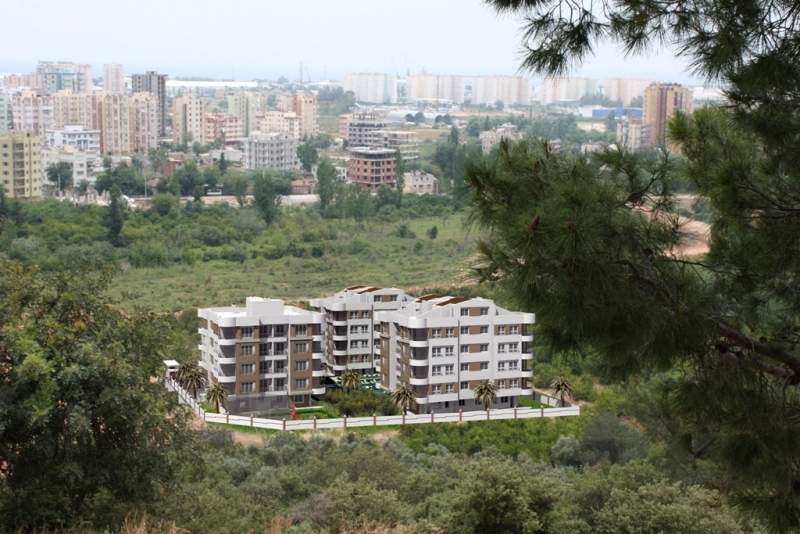 Penthouse apartment in Alanya 2