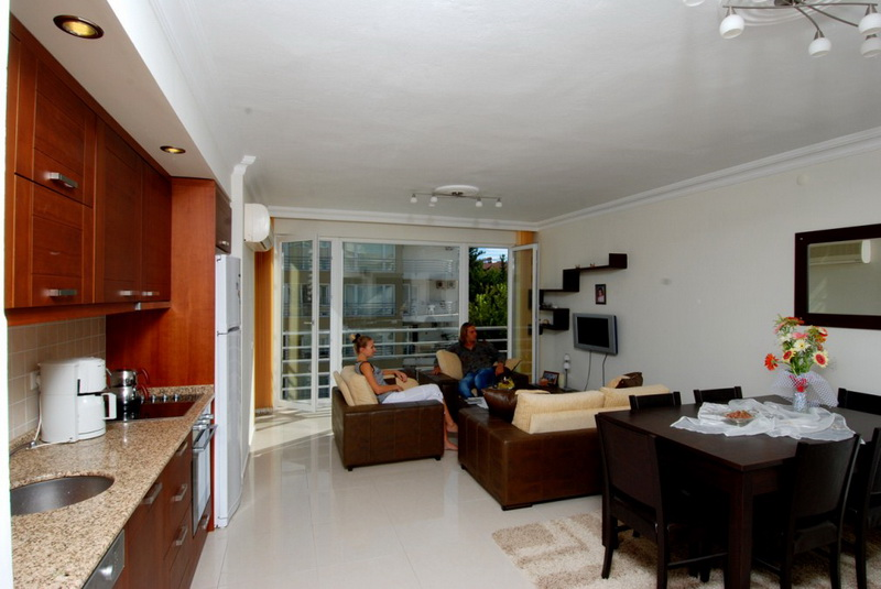property in antalya with seaview 4