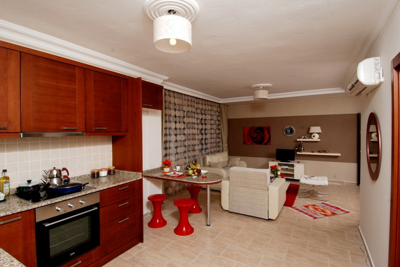 property in antalya with seaview 7