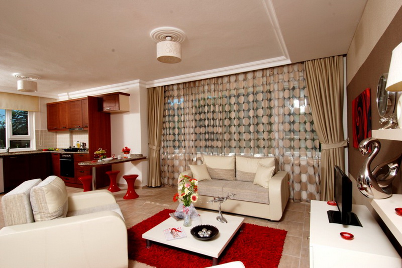 property in antalya with seaview 6