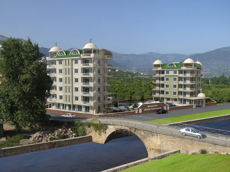 seaview apartments alanya 1