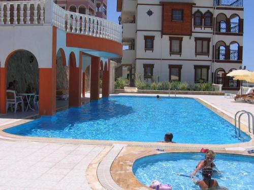 stylish apartments in alanya 1
