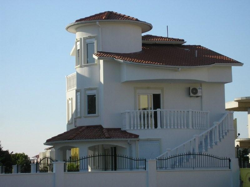 villa in turkey belek 1