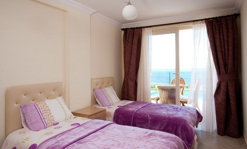bodrum sea view apartment 6