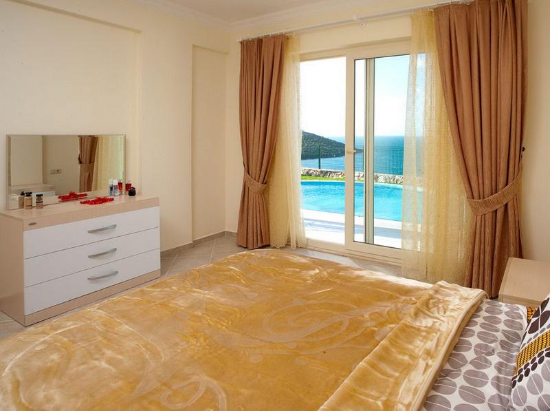 bodrum sea view apartment 4